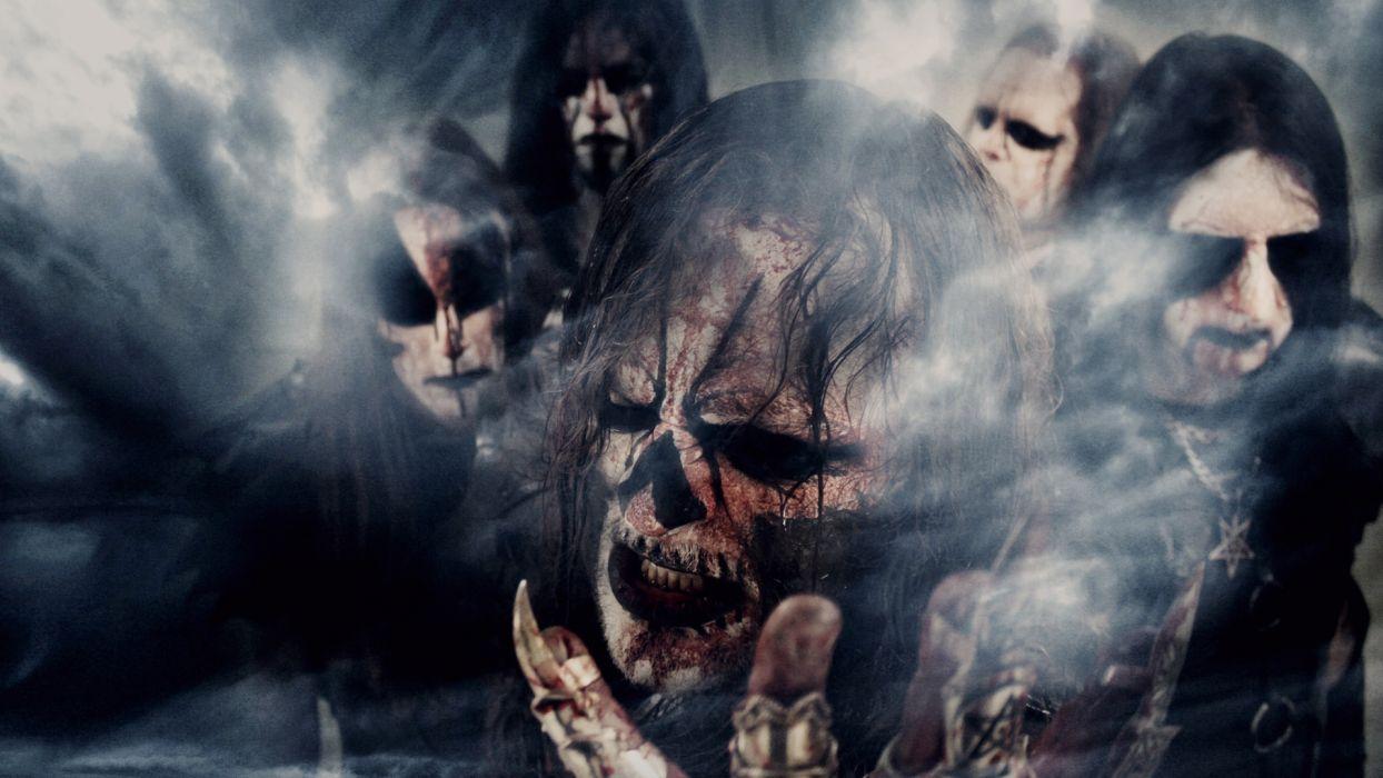 DARK FUNERAL black metal heavy hard rock band bands group groups      d wallpaper