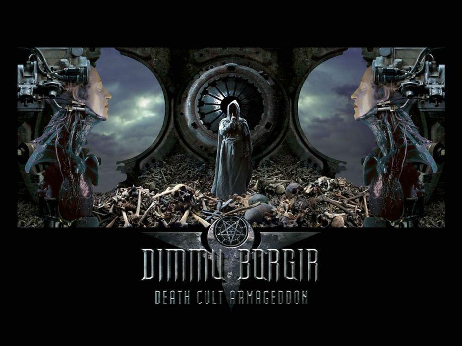DIMMU BORGIR black metal heavy hard rock band bands group groups    t wallpaper