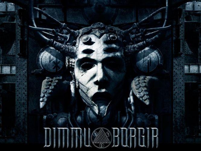 DIMMU BORGIR black metal heavy hard rock band bands group groups dark wallpaper