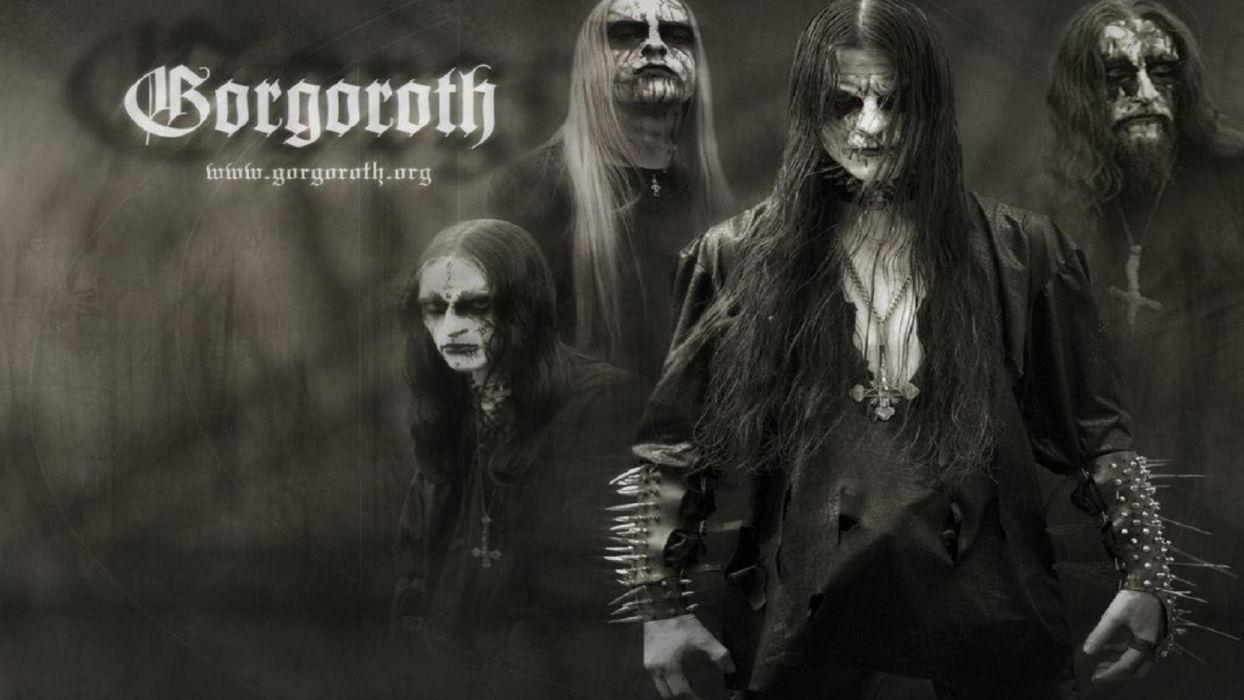GORGOROTH black metal heavy hard rock band bands groups group     z wallpaper