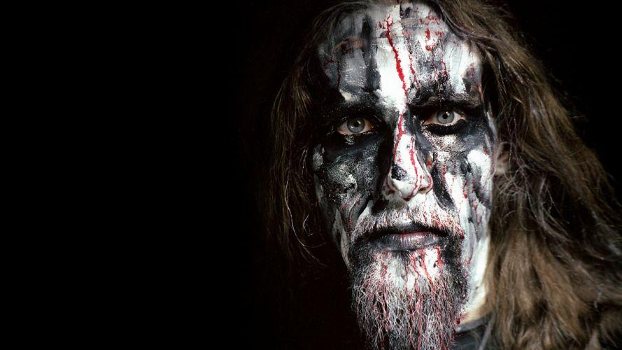 GORGOROTH black metal heavy hard rock band bands groups group face blood dark wallpaper