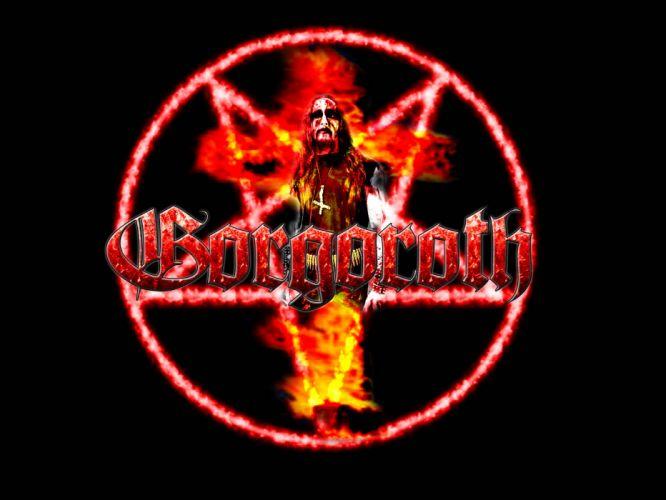 GORGOROTH black metal heavy hard rock band bands groups group v wallpaper