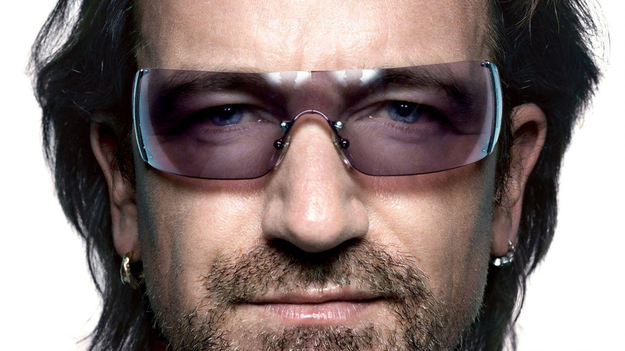 U2 (U2) u-2 bono glasses hard rock wallpaper