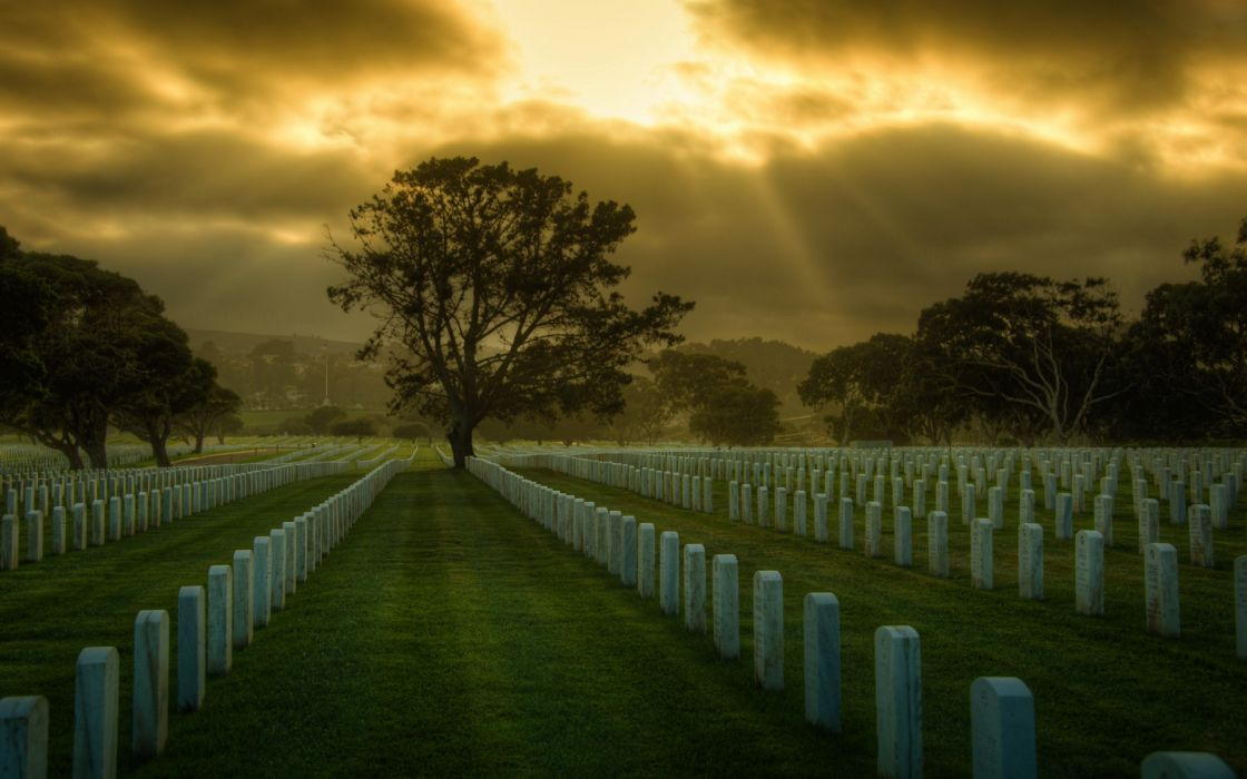 United States  San Francisco  cemetery  USA military wallpaper