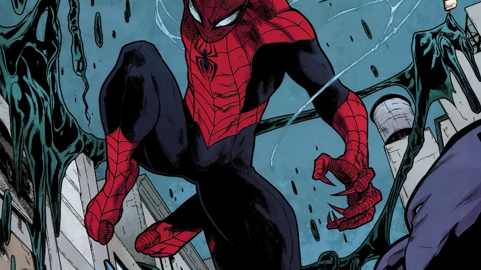 Spiderman Spider Man Wallpaper