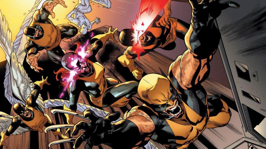 X-Men f wallpaper