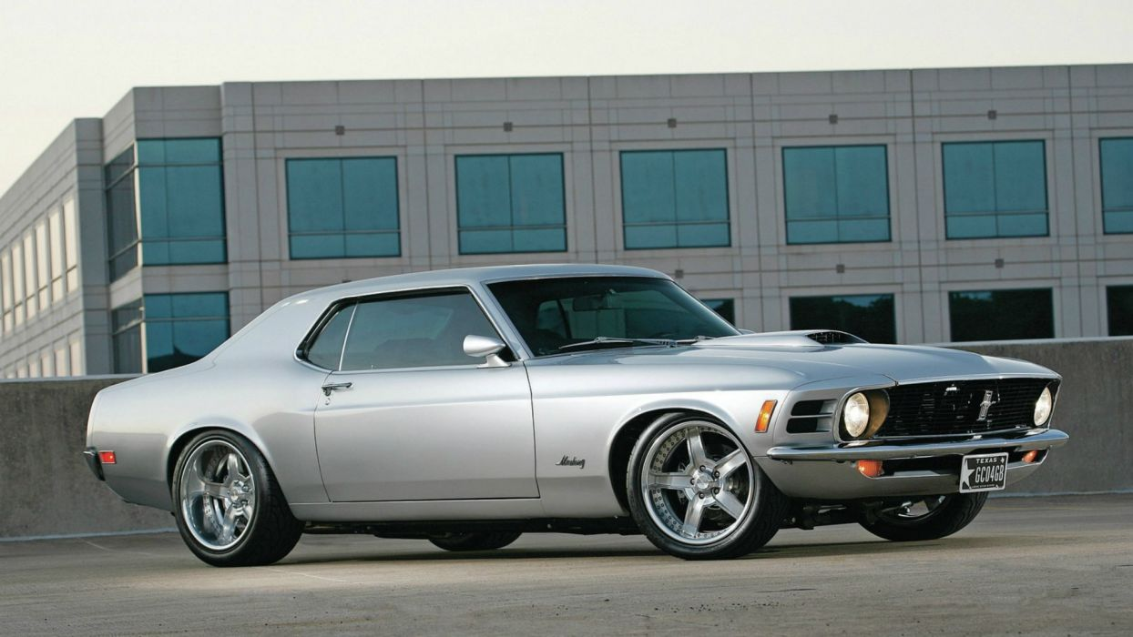 Ford Mustang Classic Car muscle cars hot rod rods wallpaper