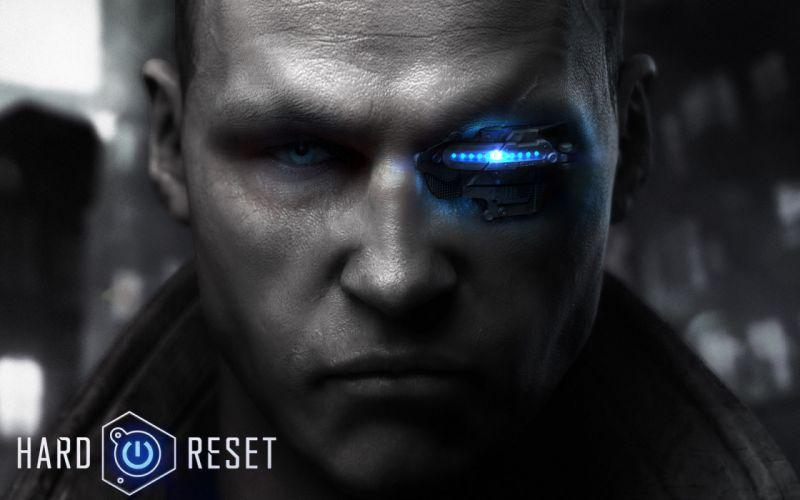 Hard Reset Face wallpaper