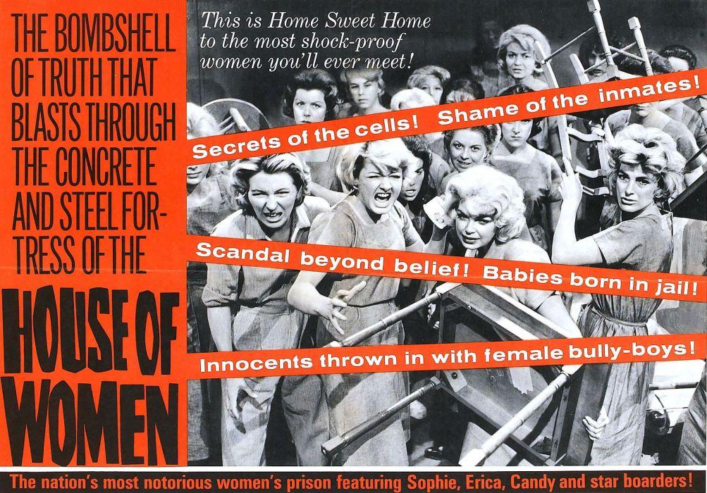 House of Women Movie Poster wallpaper
