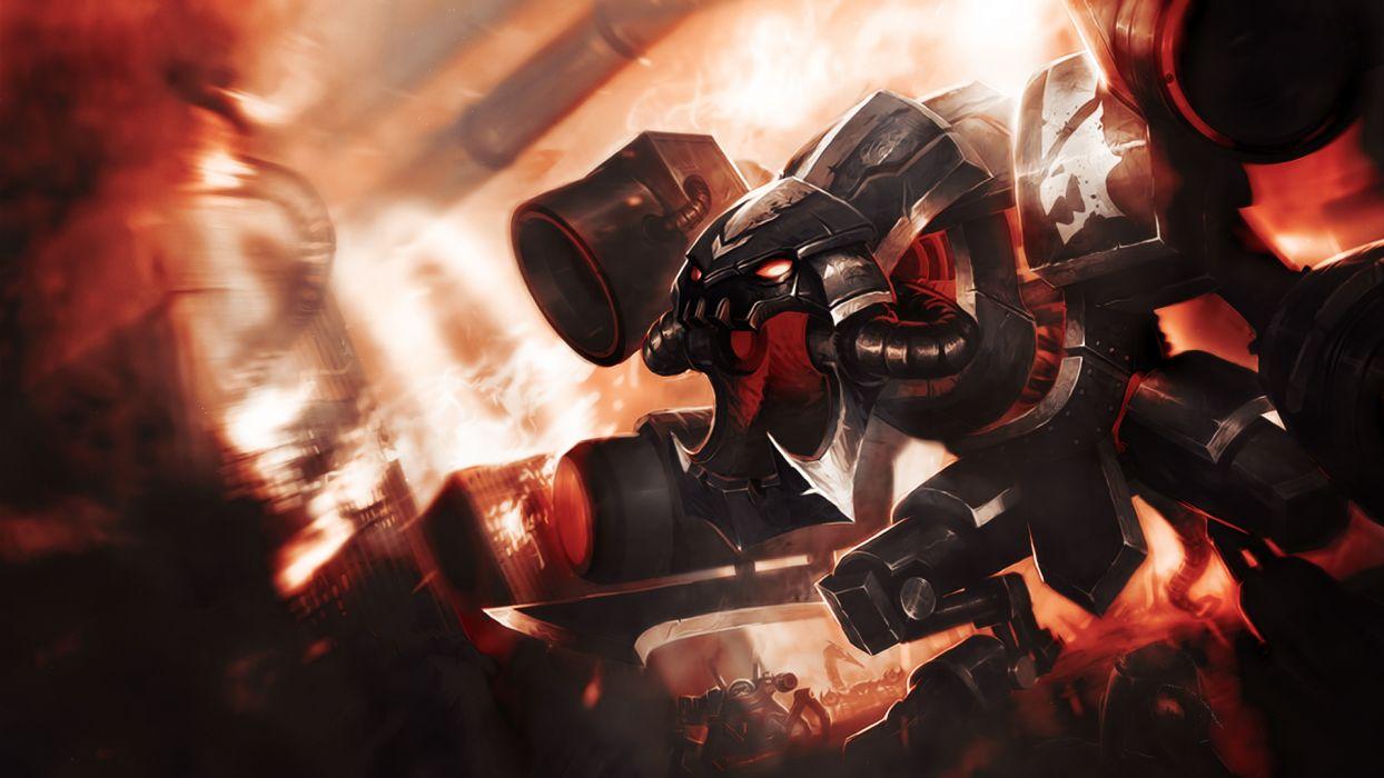 League of Legends Cho'Gath wallpaper