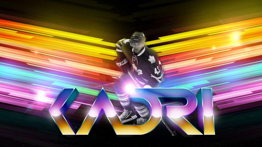 Nazem Kadri Hockey NHL wallpaper