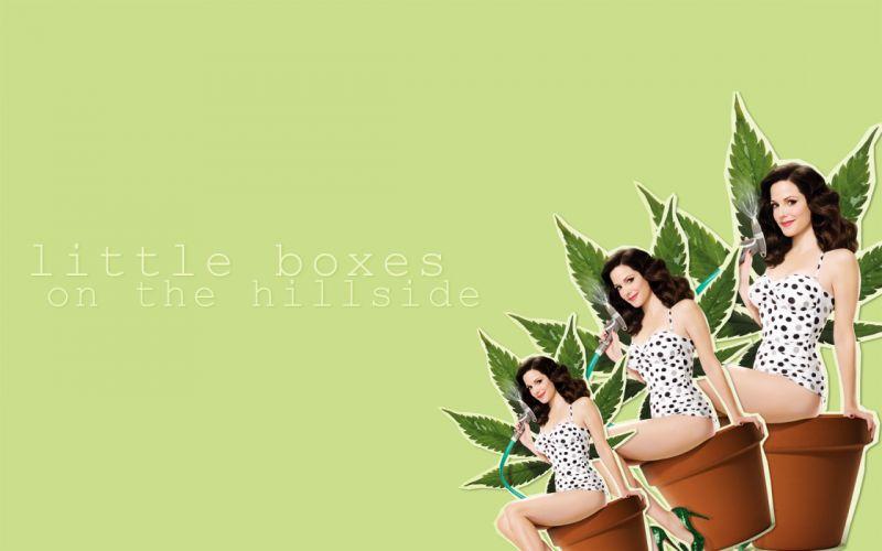 Weed Green Marijuana Cannabis Mary-Louise Parker wallpaper