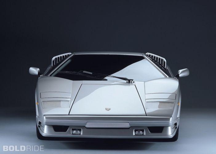 1988 Lamborghini Countach supercar supercars d wallpaper