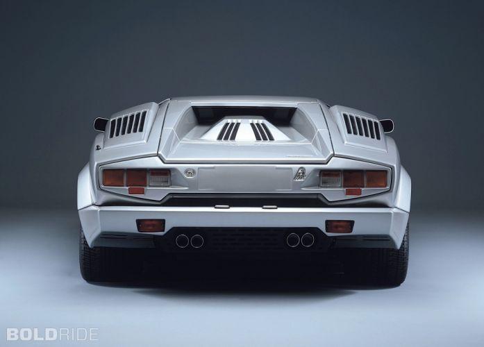 1988 Lamborghini Countach supercar supercars e wallpaper