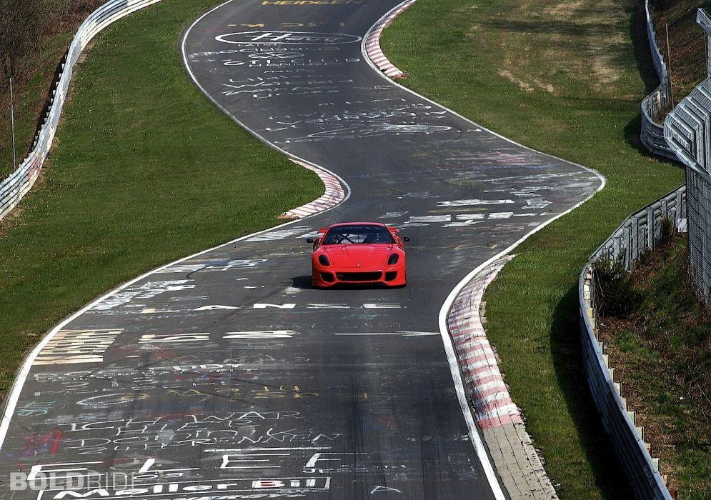2010 Ferrari 599XX supercar supercars race cars racing      d wallpaper