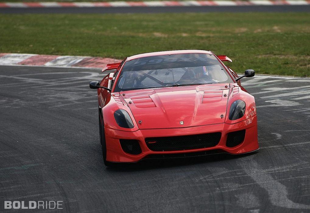 2010 Ferrari 599XX supercar supercars race cars racing     s wallpaper