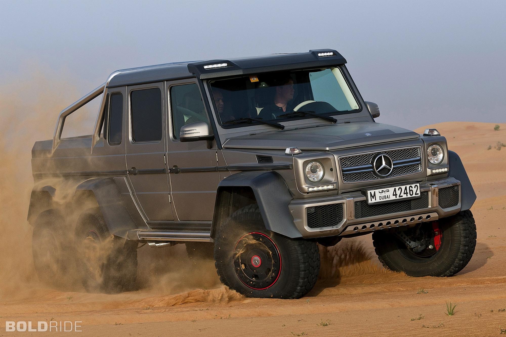 2013 Mercedes Benz G63 Amg 6x6 4x4 Offroad Suv H Wallpaper 2000x1333 79706 Wallpaperup