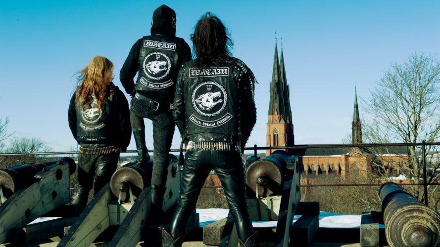 WATAIN black metal heavy hard rock band bands group groups f wallpaper