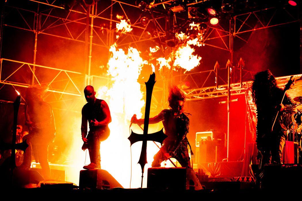 WATAIN black metal heavy hard rock band bands group groups concert concerts guitar guitars fire wallpaper