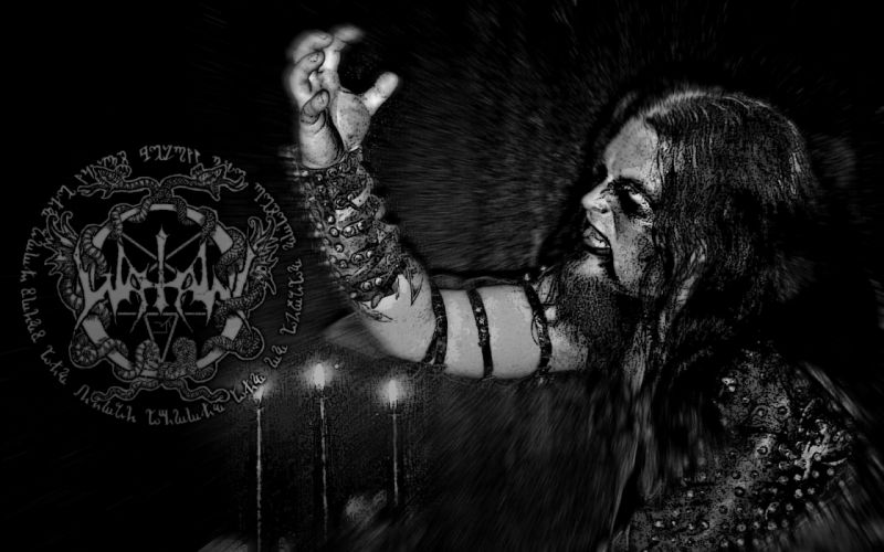 WATAIN black metal heavy hard rock wallpaper