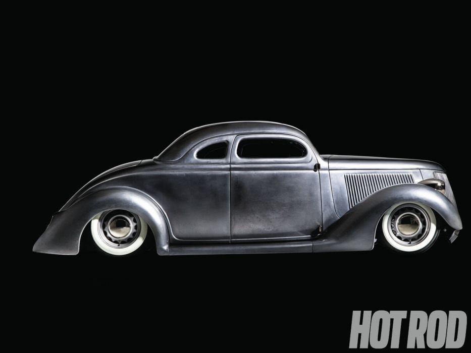 1936 Ford Custom lowrider lowrider hot rod rods  n wallpaper