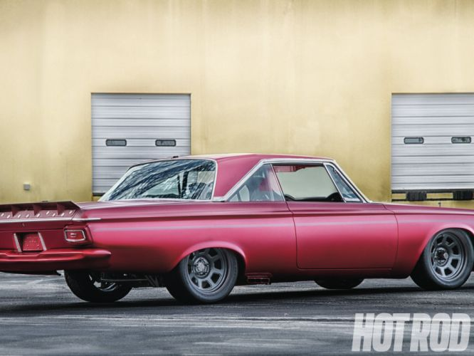 1964 Plymouth Belvedere hot rod rods muscle cars f wallpaper
