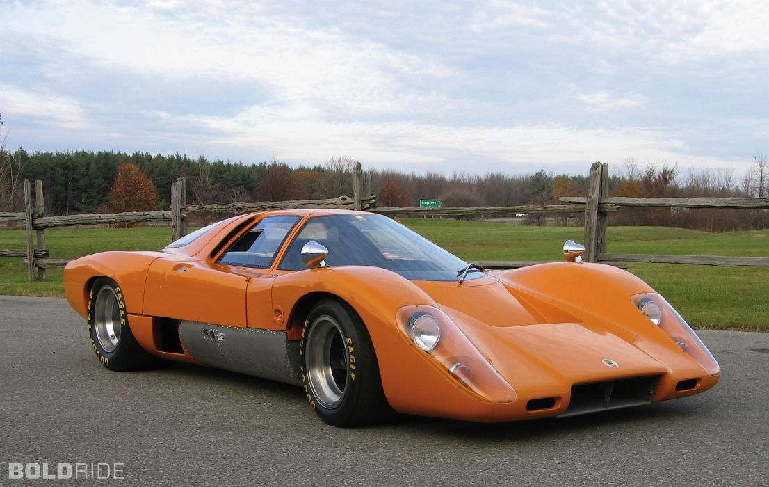 1969 McLaren M6GT supercar supercars race racing wallpaper