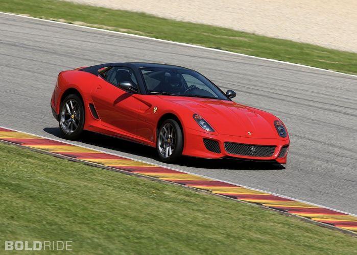 2011 Ferrari 599 GTO supercar supercars d wallpaper
