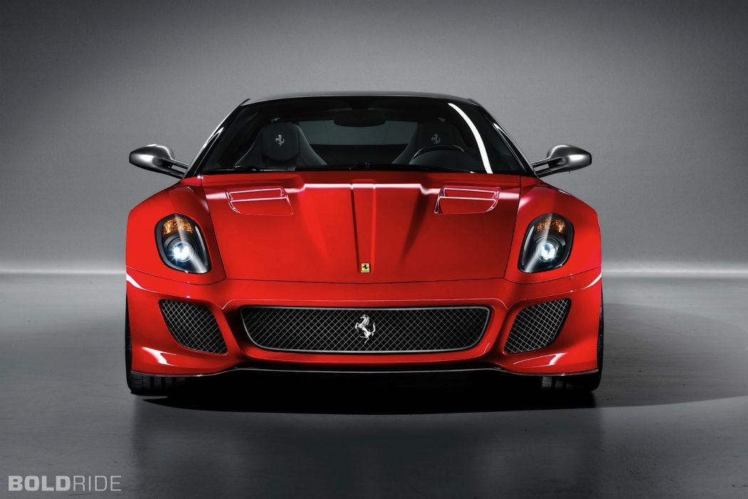 2011 Ferrari 599 GTO supercar supercars wallpaper