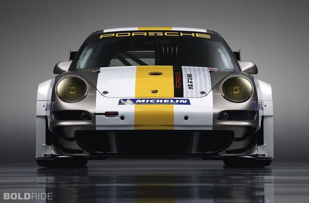 2011 Porsche 911 GT3 RSR racing race supercar supecars    q wallpaper