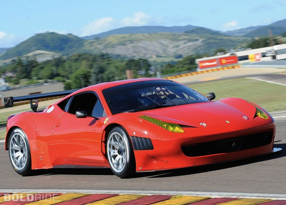 2012 Ferrari 458 Italia Grand Am supercar supercars     q wallpaper