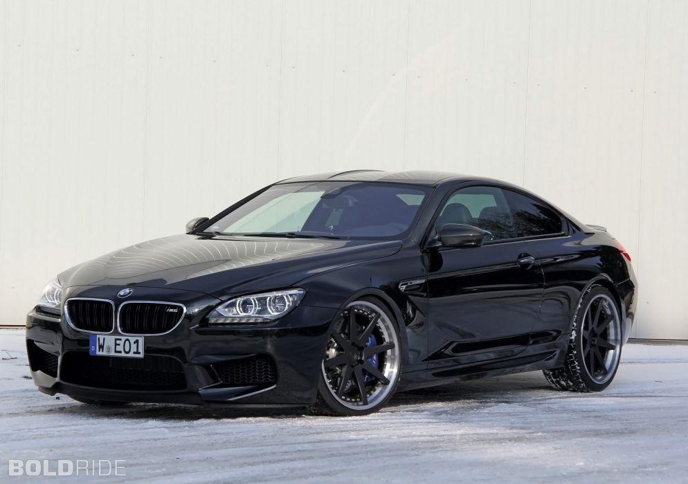 2013 BMW M6 tuning wallpaper