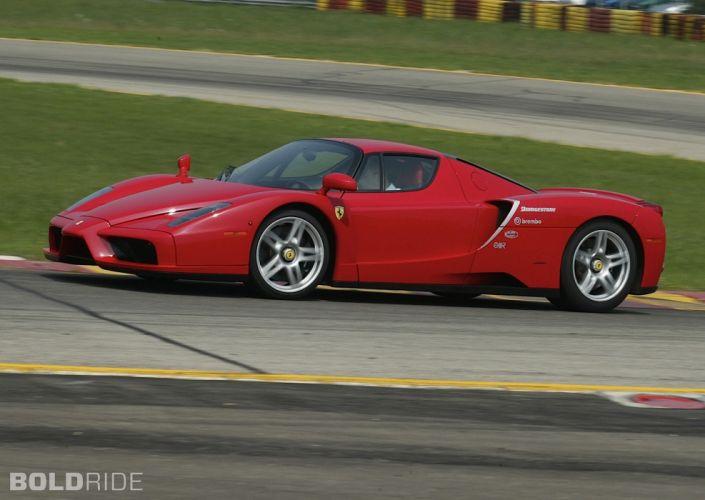 2002 Ferrari Enzo supercar supercars f wallpaper