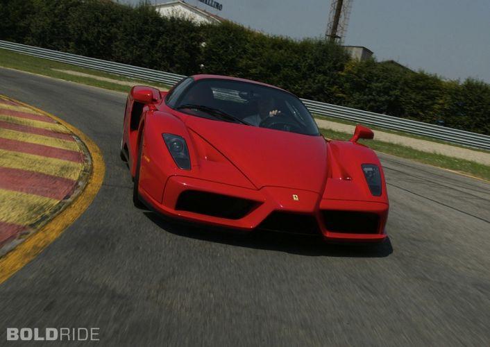 2002 Ferrari Enzo supercar supercars d wallpaper