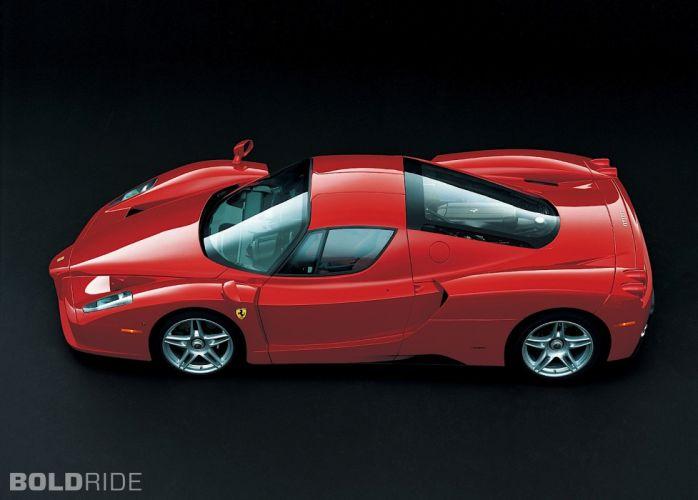 2002 Ferrari Enzo supercar supercars e wallpaper