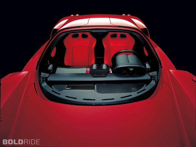 2002 Ferrari Enzo supercar supercars interior wallpaper