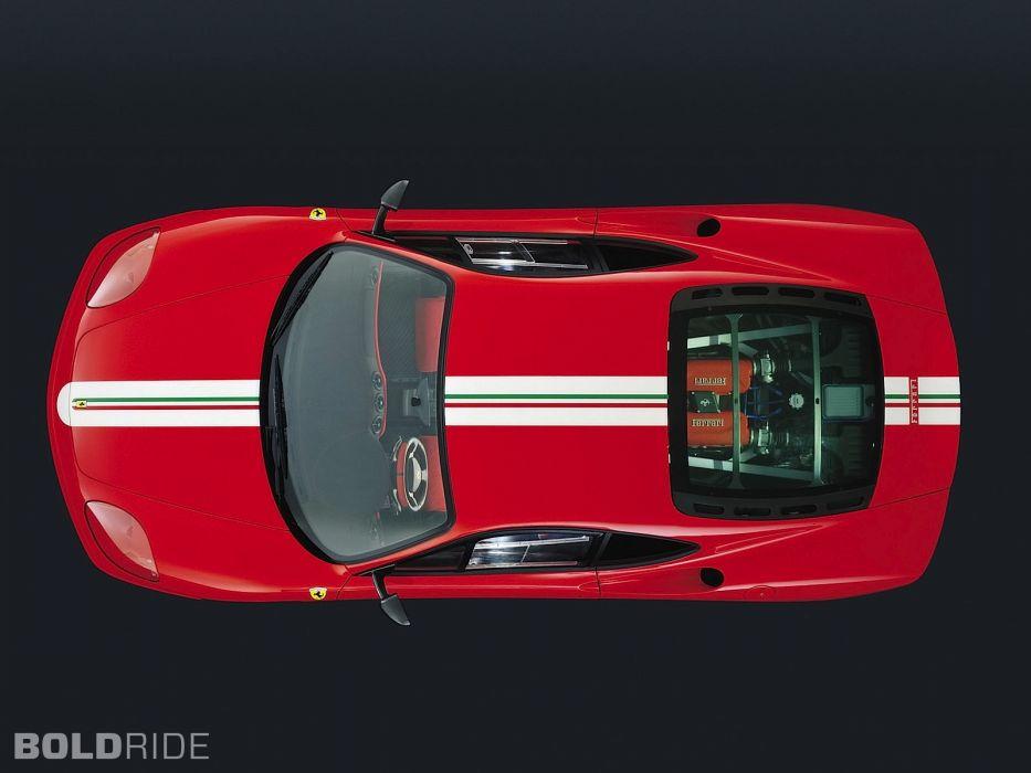 2003 Ferrari 360 Challenge Stradale supercars supercar    q wallpaper