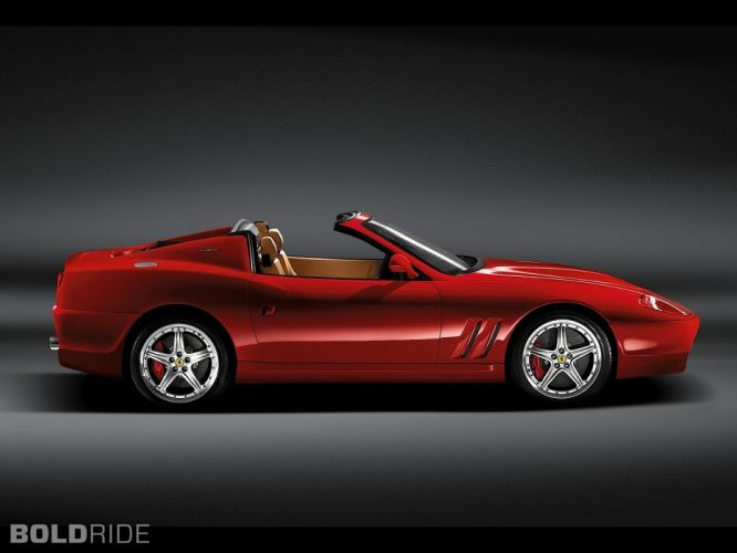 2005 Ferrari 575 Superamerica supercars supercar a wallpaper