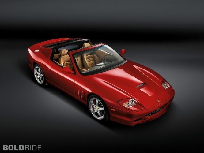 2005 Ferrari 575 Superamerica supercars supercar wallpaper