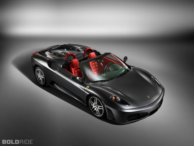2005 Ferrari F430 Spider supercar supercars q wallpaper