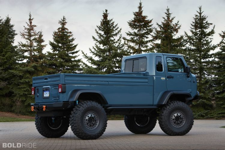2012 Jeep Mighty FC Concept offroad 4x4 q wallpaper