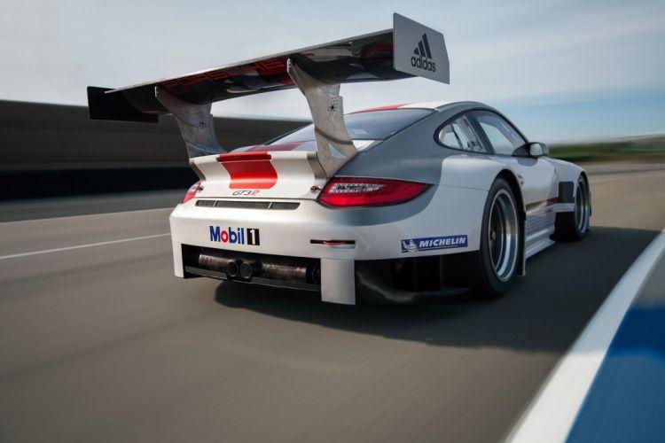 2013 Porsche 911 GT3-R GT3 racing race w wallpaper