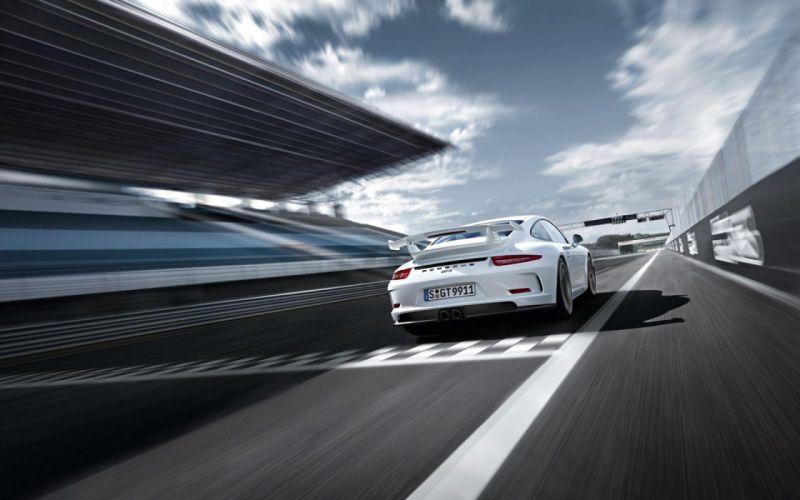 2014 Porsche 911 GT3 h wallpaper