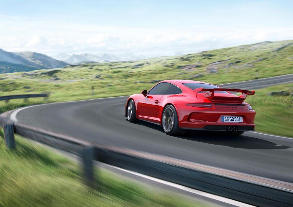 2014 Porsche 911 GT3      s wallpaper