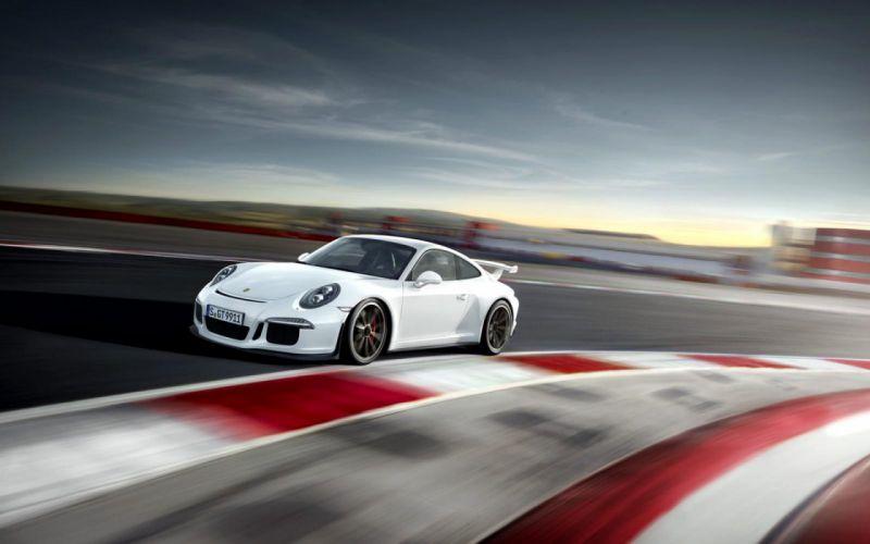 2014 Porsche 911 GT3 c wallpaper
