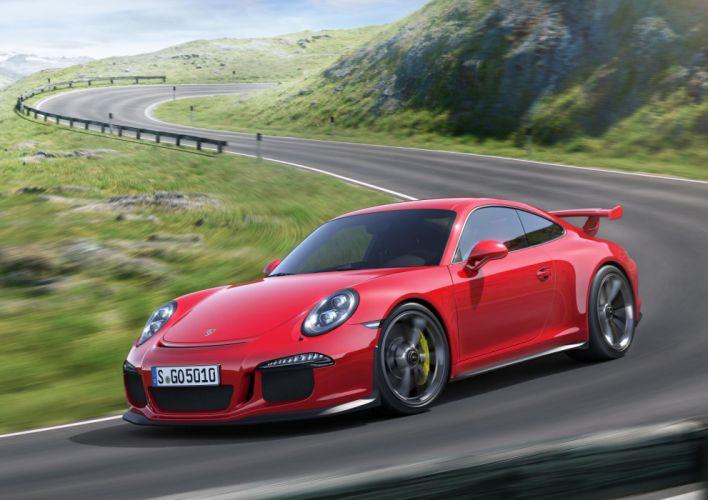 2014 Porsche 911 GT3 a wallpaper