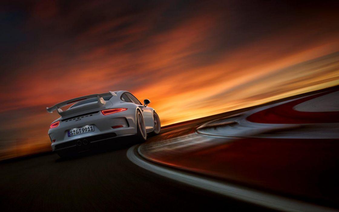 2014 Porsche 911 GT3     g wallpaper
