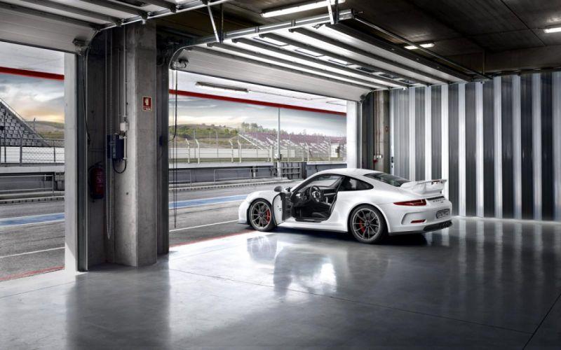 2014 Porsche 911 GT3 k wallpaper