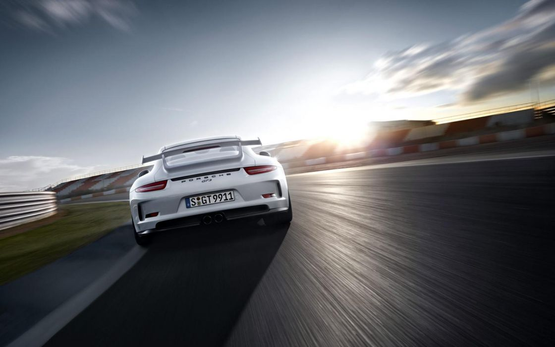 2014 Porsche 911 GT3     n wallpaper