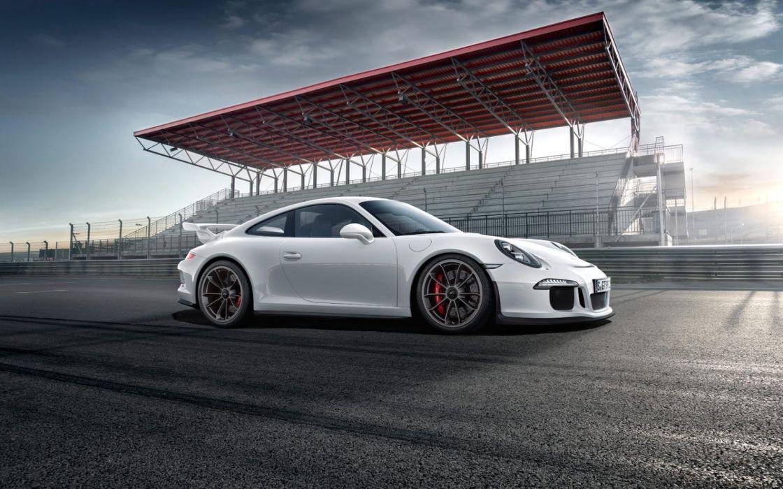 2014 Porsche 911 GT3     m wallpaper